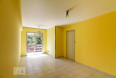 Apartamento No 3º Andar Com 2 Dormitórios E 1 Garagem - Id: 892908611 - 208611