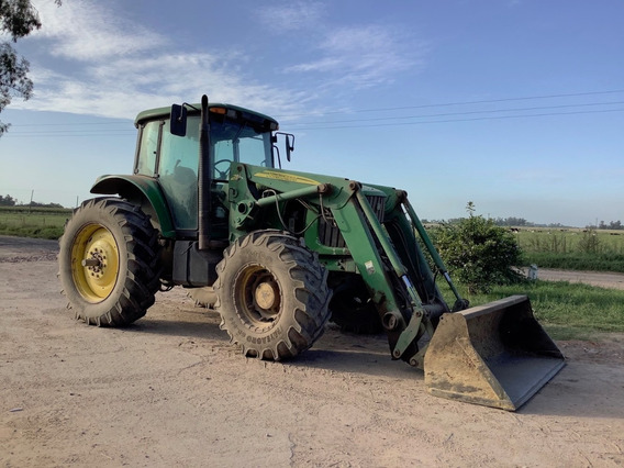 Tractor J.deere 7515 Con Pala Frontal