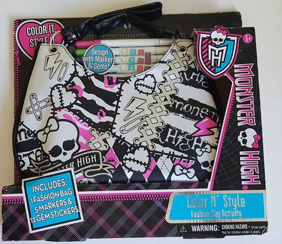 Bolsa Monster High Color N