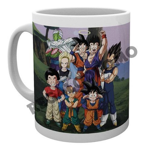 Mug De Dragon Ball, 11 Onzas, Nuevo, Cerámica, M5