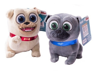 Peluche Perrito Puppy Dog Pals 15cm Disney Junior Babymovil