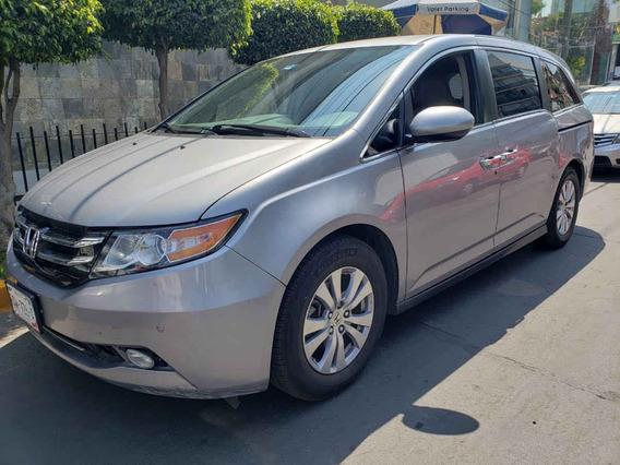 Honda Odyssey 2017 Odyssey Exl
