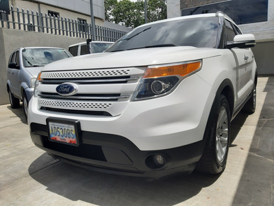 Ford Explorer Explorer Limited