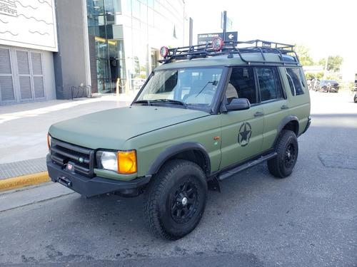 Land Rover Discovery 2 Td5 Equipado