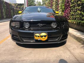 Ford Mustang 5.0l Gt Vip Equipado Piel 6 Vel Mt