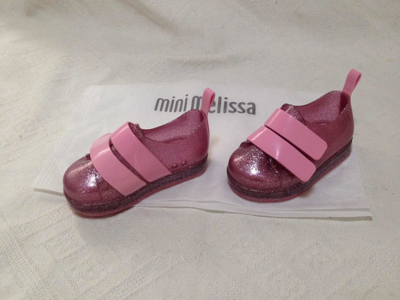 Tênis Mini Melissa Go Sneaker