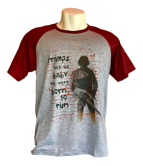 Camiseta Bruce Springsteen - Born To Run