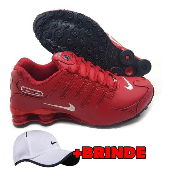 Tênis Nike Shoz Nz 4 Molas Deliver Lançamento 2020 + Brinde