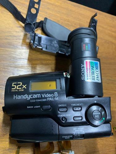 Câmera Sony Handycam Ccd Tr403br Desmontada Para Tirar Peças