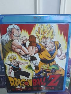 Dragon Ball Z Bluray Tres Super Saiyajin Envio Gratis