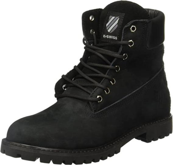 Zapato K-swiss 00784-042 Urban Boot Negro Hombre
