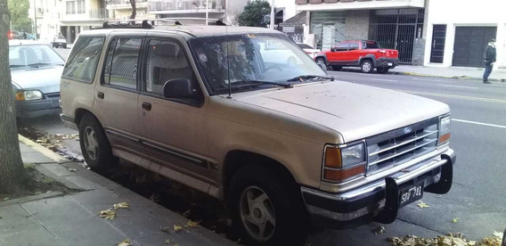 Ford Explorer 4.0 Xlt 4x4 At 1994