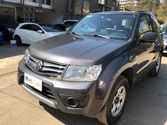 Suzuki Grand Vitara Glx 4x4 2014