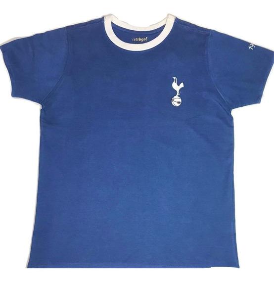 Camisa Em Homenagem Ao Tottenham De 1970