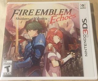 Fire Emblem Echoes - Shadows Of Valentia 3ds Sellado Stock
