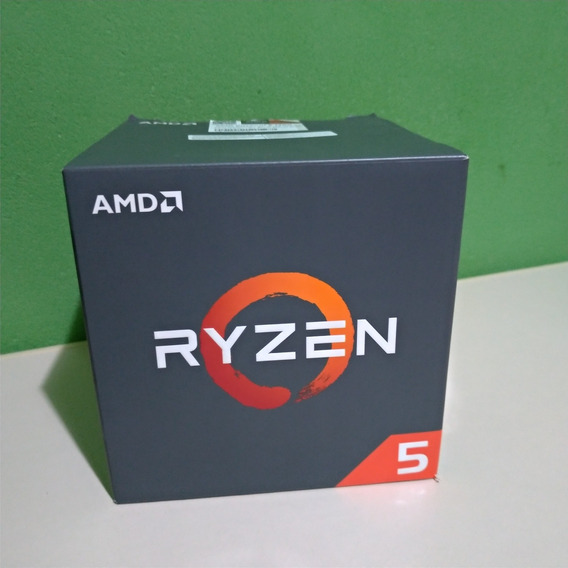 Processador Amd Ryzen 5 1400 4 Cores 8 Threads Socket Am4