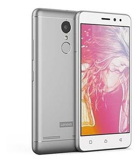 Smartphone Lenovo Vibe K6 Dual 4g 5 Pol. 13mp 8mp Prata