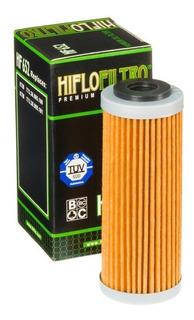 Filtro Aceite Hiflo Ktm 250 350 13/20 Hf 652 Solomototeam
