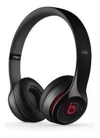 Fone Headphone Beats Solo 2 Wireless Preto