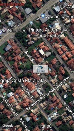 Terreno Residencial À Venda, Serra Grande, Niterói. - Te0055