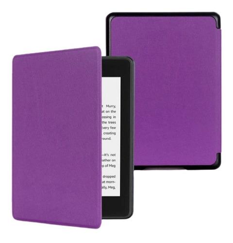 Imagen 1 de 2 de Funda Case De  Fibra Para Kindle Paperwhite 10th Gen 2018