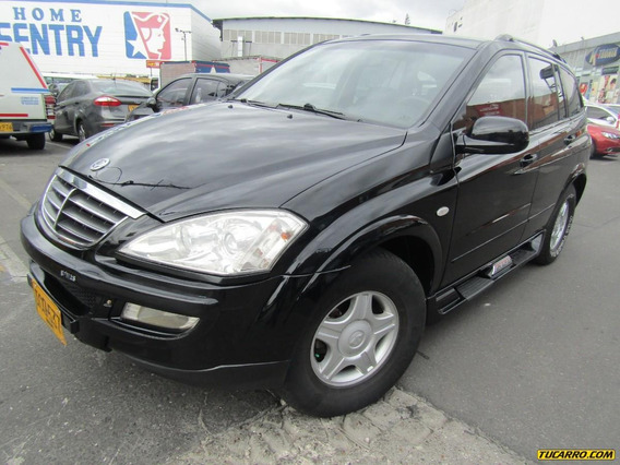 Ssangyong Kyron Full Equipo 4x4