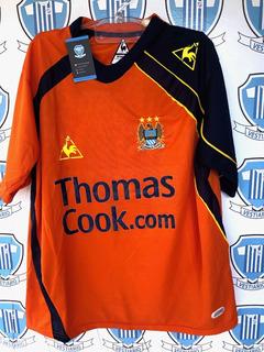 Manchester City Inglaterra 2008, Le Coq, Camisa Jogo Robinho
