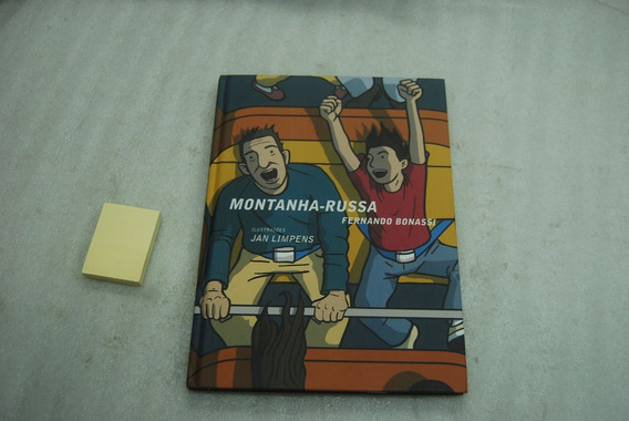 Livro Montanha-russa