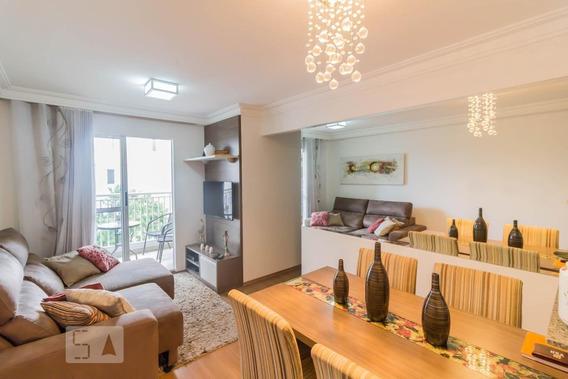 Apartamento Para Aluguel - Vila Augusta, 3 Quartos, 61 - 893022875