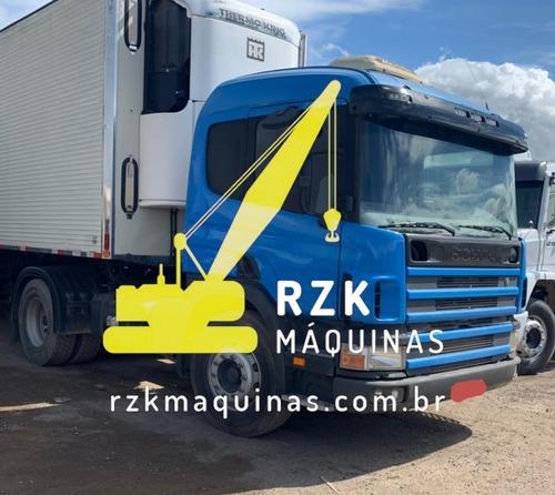 Imagem 1 de 14 de Cavalo Scania P114 - 330 4x2 - 2001
