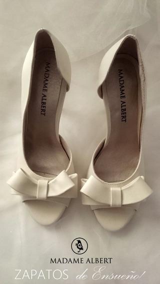 Zapatos De Novia Y De Fiesta Personalizados