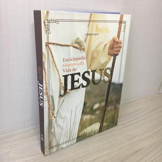 Livro Enciclopédia Histórica Vida De Jesus+bônus Pão Diário