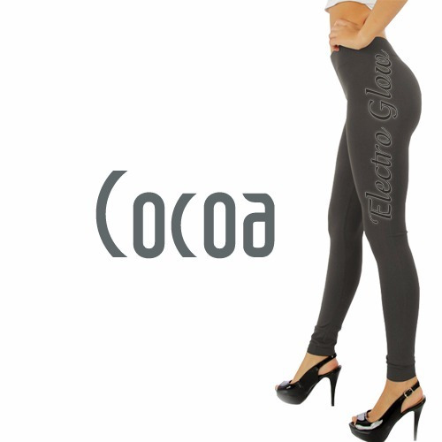 Leggins Jera Jeans Dama Termicos Afelpados Cocoa 10pzs