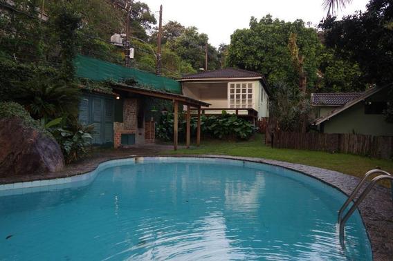 Casa Em Barra Da Tijuca, Rio De Janeiro/rj De 512m² 6 Quartos Para Locação R$ 12.000,00/mes - Ca183270