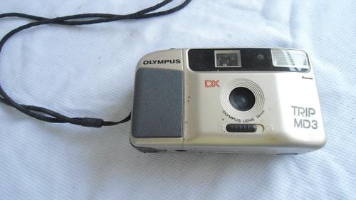 Máquina Fotográfica - Olympus Dx - Trip Md3