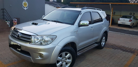 Toyota Hilux Sw4 Srv D4d At 7 Lugares Top De Linha