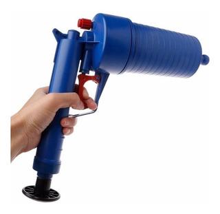 Destapa Cañerias,inodoros Y Rejillas Pistola De Aire