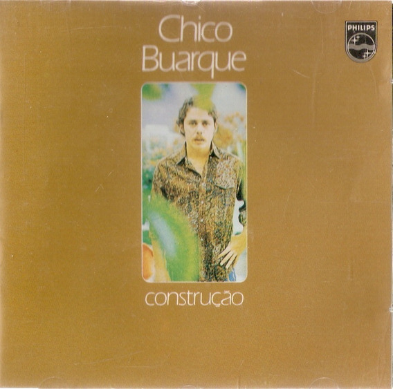 Cd Chico Buarque - Construçao - Novo***