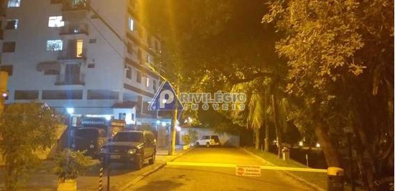 Apartamento À Venda, 2 Quartos, 1 Vaga, Anil - Rio De Janeiro/rj - 6339