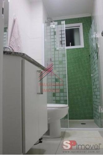 Apartamento Em Condomínio Padrão Para Venda No Bairro Parque Mandaqui,.3 Dorm, 1 Suíte, 2 Vagas, 130 M². - 119