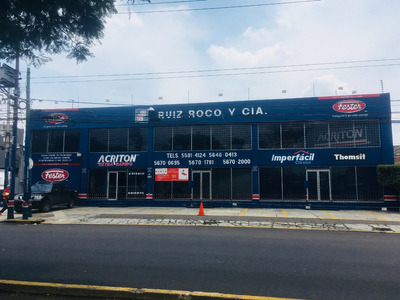 Local Comercial En Renta Calzada Taxqueña 1961 Coyoacán Cdmx