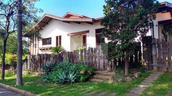 Casa Residencial À Venda, Parque Terranova, Valinhos. - Ca0186