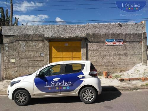 Imagem 1 de 9 de Casa Para Venda Em Itaquaquecetuba, Ribeiro, 1 Dormitório, 1 Banheiro, 3 Vagas - 200827b_1-1555737