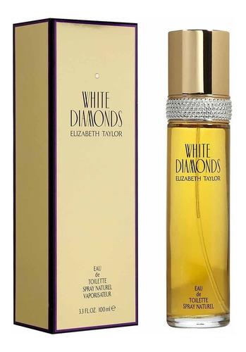 Perfume White Diamonds Edt 100 Ml Original