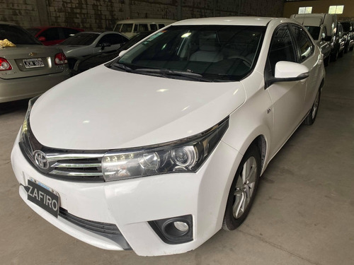 Toyota Corolla Xei Automatico - Año 2014