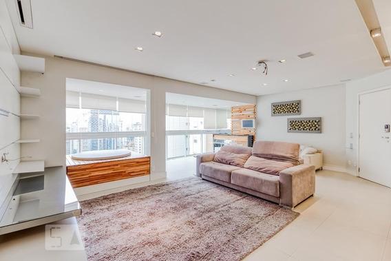 Apartamento No 23º Andar Mobiliado Com 3 Dormitórios E 2 Garagens - Id: 892947716 - 247716