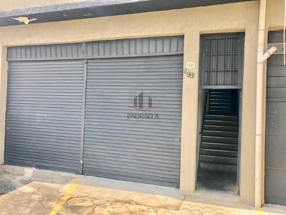 Galpão Para Locação No Bairro Vila Carrão, 4 Vagas, 950,00 M²,necessita Algumas Melhorias, Proprietário Concede Carência Para Tal. - 1605