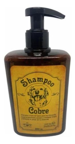 Imagen 1 de 2 de Shampoo De Cobre 100% Orgánico Green Life