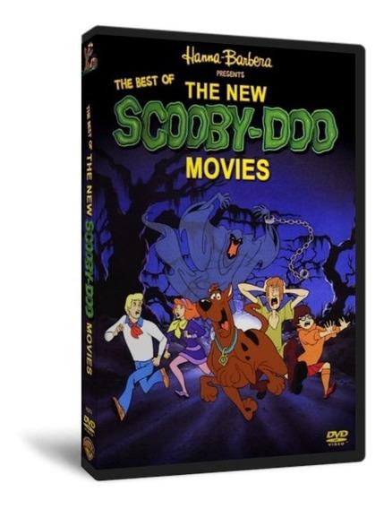 Dvd Os Novos Filmes De Scooby Doo - Completo - 5 Discos