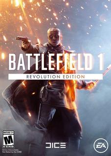 Battlefield 1 Revolution Pc Key Origin
